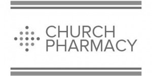 church pharmacy logo