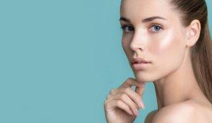 clear skin post treatment