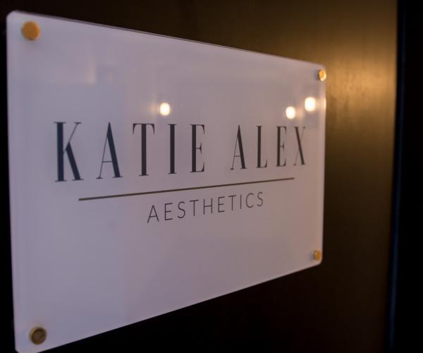 katie alex sign